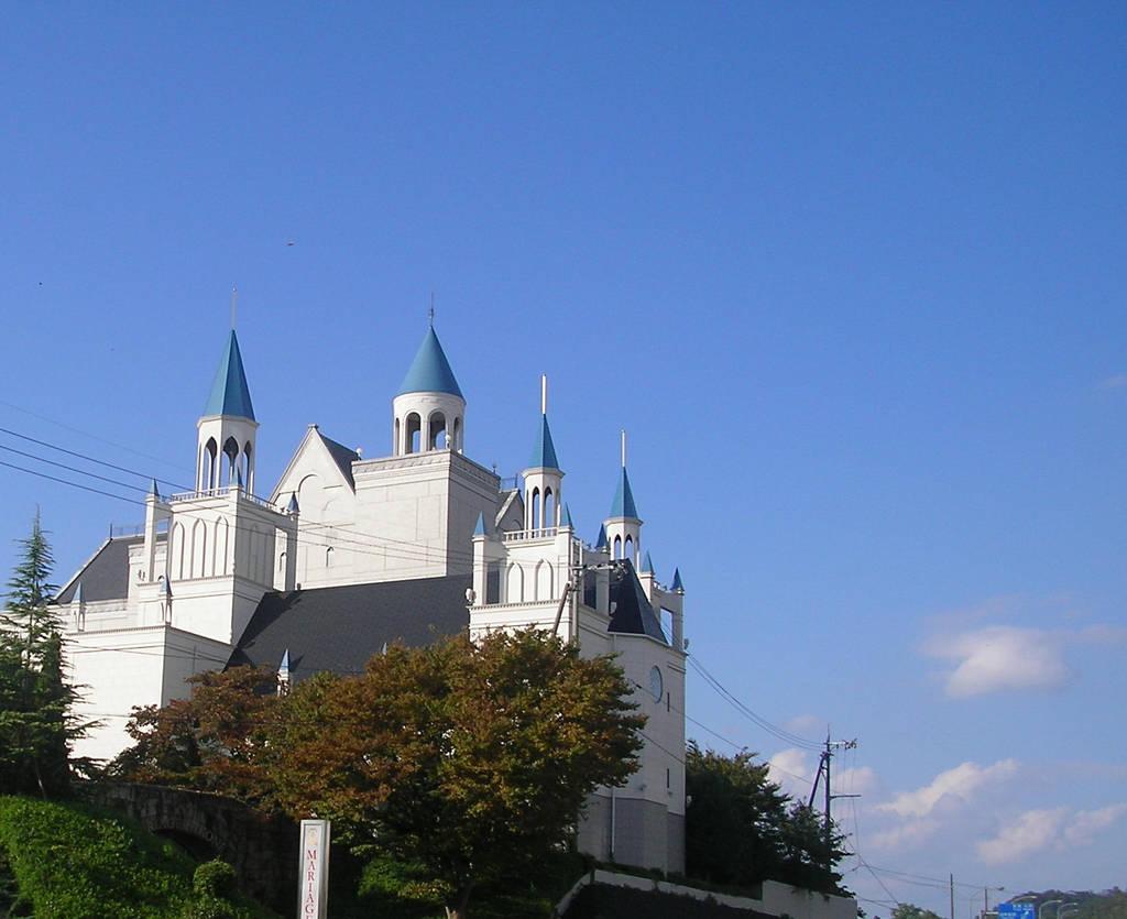 Shikijyo Palace by OnlyTheGhosts