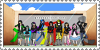 Stamp: Mekakucity Actors by pancakeofficer