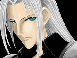 Sephiroth by riziak