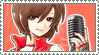 Stamp - Vocaloid: Meiko by Suxinn