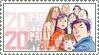 Stamp - 20th Century Boys by Suxinn