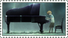 Stamp - Piano no Mori by Suxinn