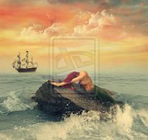 FairytaleII:The Little Mermaid by PyroDemi