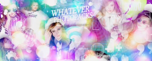 +Whatever Photopacks by DreamofDesigner