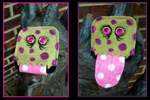 Monster Pox Pocket by Xphronvistle