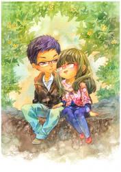 Trang by cantieuhy