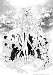 Silverangel II by cantieuhy