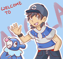 Welcome to Alola! by LucarioOcarina