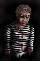 Fuckin' Brainssss...~ (Robbie the Zombie) by SpunketPunk
