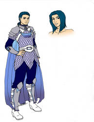 Moonstone Knight by Lumaea