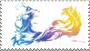 Final Fantasy X Stamp by JackdawStamps