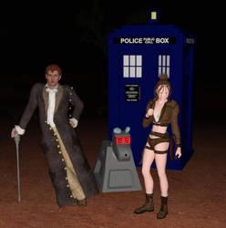 Alternate Doctor 02 by weavo