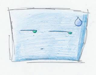 Emocube - Stare by VegetaNoOuji
