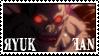 Ryuk stamp by Dbzbabe