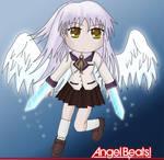 Angel Kanade Tachibana by Dbzbabe