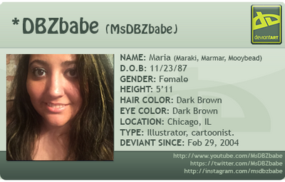 Dbzbabe's Profile Picture