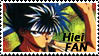 Hiei Stamp by Dbzbabe
