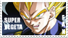 super vegeta stamp by Dbzbabe