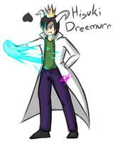 Hisuki Dreemurr by zylladys