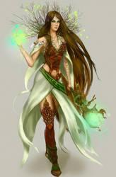 Druid by BlackAssassiN999