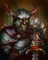 Fading Knight by BlackAssassiN999