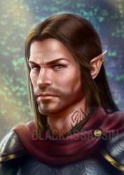 Vanim commission by BlackAssassiN999