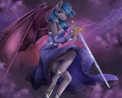 Thunderstorm by AliceSmitt31