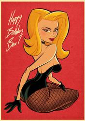 Happy Birthday Ben Camberos by gelipe