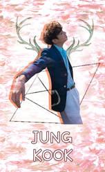 BTS JUNG KOOK by UNAVVV