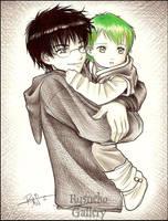 DH_Baby Teddy_ by Rusneko