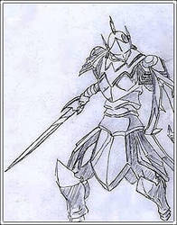 Blade Knight by ygo-club