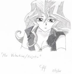 Yu-Gi-Oh - Mai by ygo-club