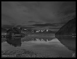 cabin on the lake V2 by Zyklotrop