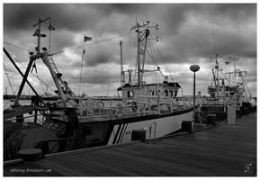 Calling John the Fisherman by Zyklotrop