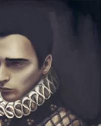 vampire by VitalikAlkarev