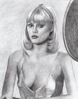 Elvira Hancock by DrawingsByTony