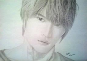 Kim Jaejoong 12 by iamMiki
