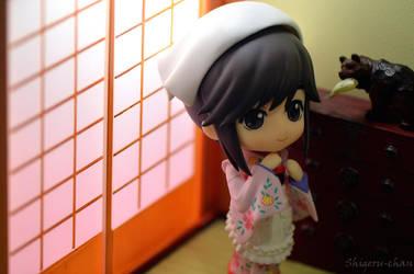 Wait for me, Goshujin-sama by shigeru-chan