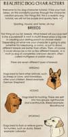 Dog Creation Tutorial V2 by ZekeStar