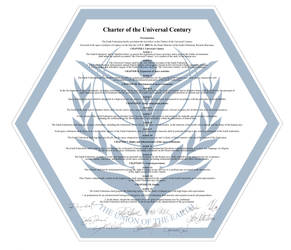 Charter of the Universal Century by Rom-Stol