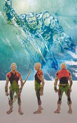 AquamanRedesign michaelNelsen by mthemordant