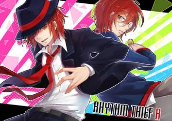 Rhythm Thief R by hitogata