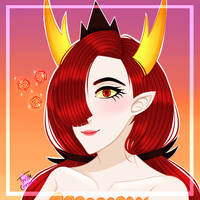 [Fan Art] Hekapoo from Star Vs The Forces Of Evil by thistlecosmic