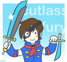 Cutlass Goofy by raizy