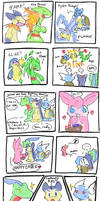 Stupid Lazy Easter Comic by raizy