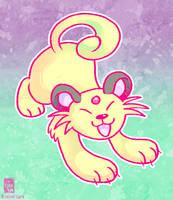 Bonus Goofy Persian by raizy