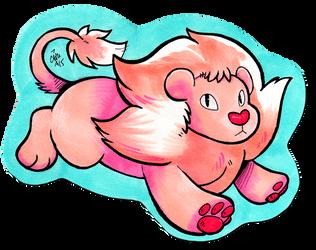 Copic SU Lion by raizy