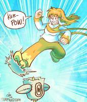 Ker-Pow! by raizy