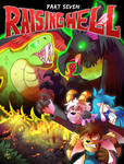Slightly Damned Part Seven: Raising Hell by raizy