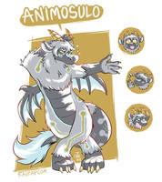 [Commission] BBnBB Animosulo by raizy